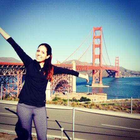 Run the Golden Gate Bridge
