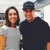 I wouldn't have met Daddy Yankee!