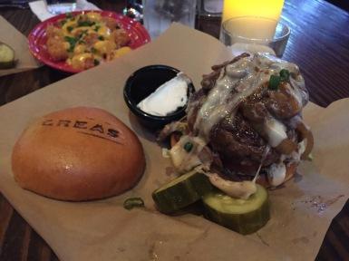I love me a good burger