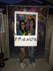 I went to a friends 90s theme birthday party!